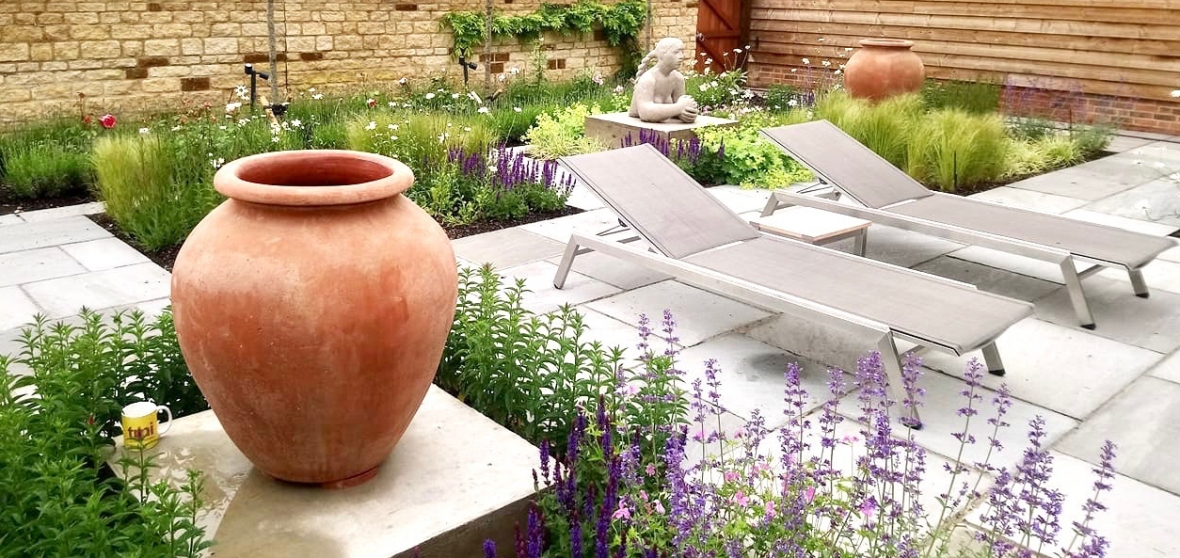 Flowerstone walled garden 1 copy